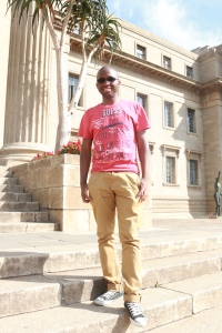 MADE IT: Sakumzi Langa, Cool kid for the week who overcame all odds to make it into Wits and has now achieved academic excellence. Currently doing his final year of LLB  Photo: Thabile Manala